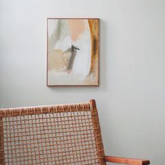 'JINJA'   oil on canvas