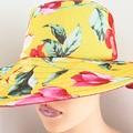 FLORAL FANTASTIC SUN HAT