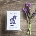 French Lavender and Peony,  Soy Wax Melt - Hand poured, Maximum Fragrance