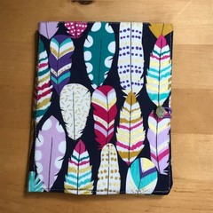 Fabulous feathers notepad set
