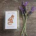 Antiqued Sandalwood, Soy Wax Melt - Hand poured, Maximum Fragrance