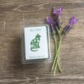 Green Tea and Lemon grass, Soy Wax Melt - Hand poured, Maximum Fragrance