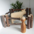 Toys of Wood Medium fence set