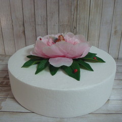 Fairy in a Flower Birthday / Christening Cake Topper