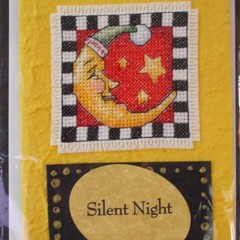 Christmas Card - Silent Night