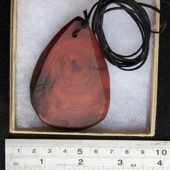 Timber Amulet Pendant
