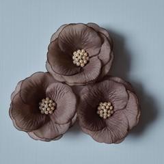 Pearl Cluster Rustic Rose Flowers
