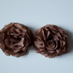 Rustic Rose Petal Cabbage Rose Flowers