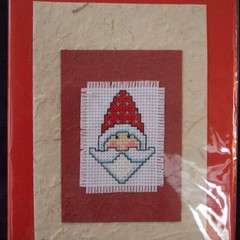 Christmas Card - Santa