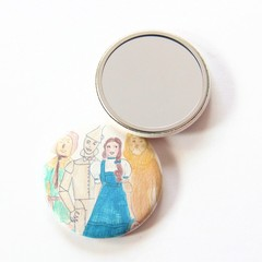 Pocket Mirror Dorothy and Friends + Junior Artist Design