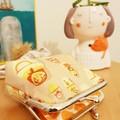 Handmade coin purse // Russian Babushka Dolls // gift idea