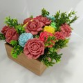 Gift set soap.Flowers soap.Bouquet