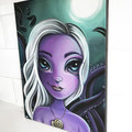 """The Sea Witch"" Original Painting by Jaz Higgins"