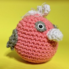 'Galah' Ball Toy