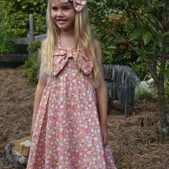 Jesia- Floral Halterneck Dress, Maxi dress