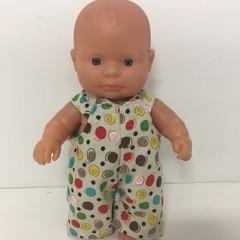 Miniland Dolls Overalls to fit 21cm Dolls