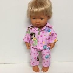 Miniland Dolls Pajamas to fit 38cm Dolls