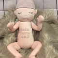 Personalised Angel Baby