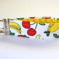 Wrist Key Fob / Keyring - Summer Fruits