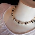 Boho Bridal Choker Necklace