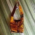 Tea Towel Bag, Recycled Denim Bag, Slouch Bag, Hobo Bag, Australian Gift