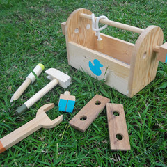 Toys of Wood Kids Tool set