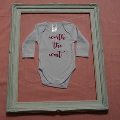 Baby Onsie with saying