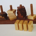 Toys of Wood Counting Set