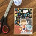 Teacher Card - thank you - gift card - free post