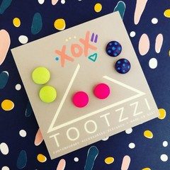 MIX + SHARE + POP Stud Sets (for BFFs)