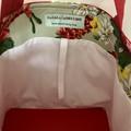 Shopping or general-purpose tote bag – retro Australian native flowers 1