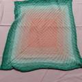Crochet Cotton/Acrylic Blanket