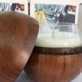 Trinidad & Tobago  Coconut Days soy candle
