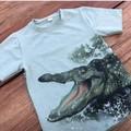 Crocodile Size 8