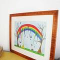 The Melting RainbowA3 Print