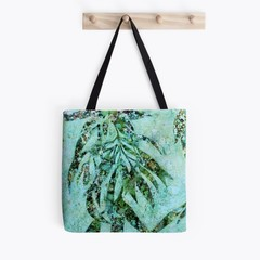 Gum Branch Sturdy Tote Bag