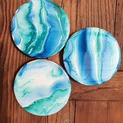 Coasters ( 3 set) 