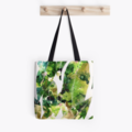 Gum Branch Shopping Tote