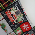 Christmas Stocking (Holly Yuletide design)