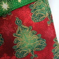 Christmas Stocking (Elegant Christmas design)