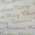 Christmas Stocking (Merry Christmas design)