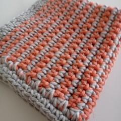Reuseable Cotton Dish Cloth