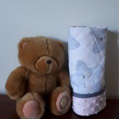 Twinkle Twinkle Star Pram Blanket