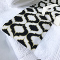 Personalised bath towels set  Face cloth Hand towel and bath towel Free soap