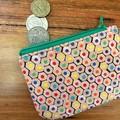 Coin purse - pencil ends