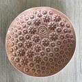17cm Flowers Dish - Pink