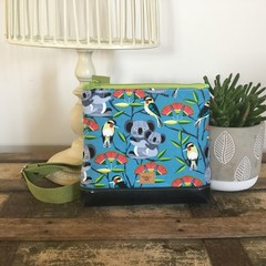 Girls Crossbody Bag - Koalas & Kookaburras