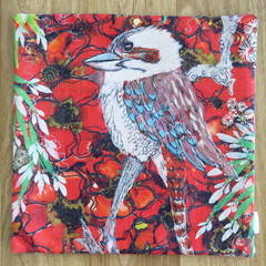 Cushion Cover - 'Kookaburra'