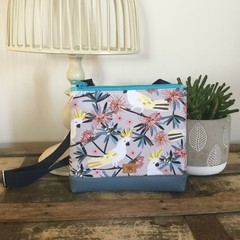 Girls Crossbody Bag - White Cockatoo