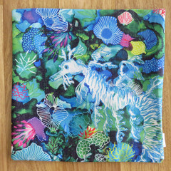 Cushion Cover - 'Leafy Sea Dragon'